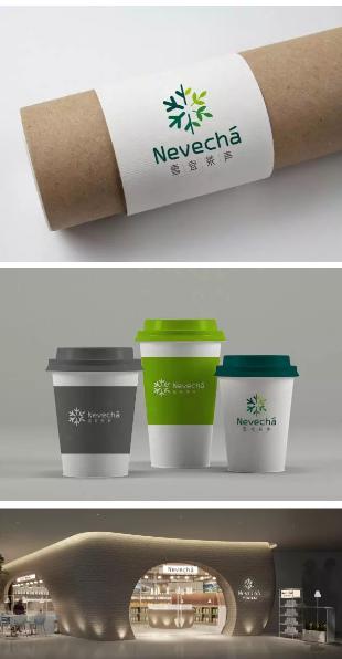 包装设计       雪宜茶声包装设计根据茶叶类别分为三类别 类
