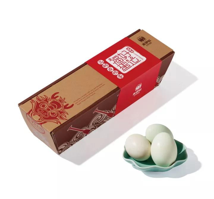 来伊份/ 2017年端午节庆礼盒包装设计
