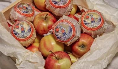 苹果醋包装的另一种呈现方式